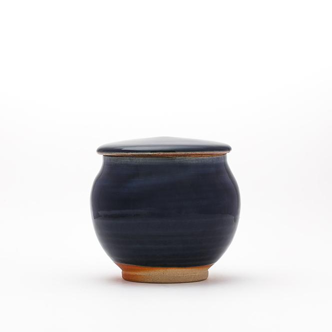 4寸蓋付丸鉢