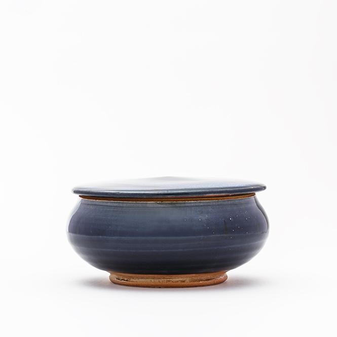 5寸蓋付平鉢