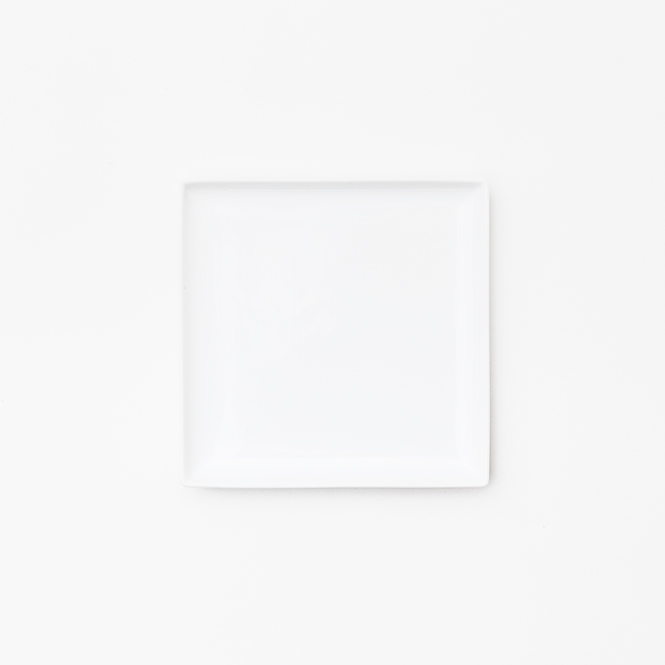 SQUARE PLATE / 正角皿