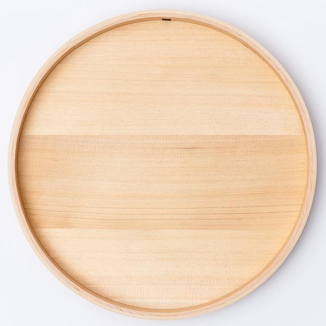 木曽檜木地尺盆